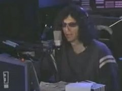 Survivor's Gina In Howard Stern's Tickle Chair