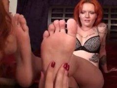 Foot Worship Girl 10