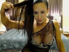 Denise Masino Webcam 1. 2015-12-04