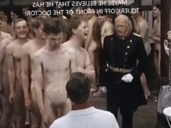 """GERMAN TV SERIES: """"FORESKIN BACK !"""" SCENE (Rote Erde, 1983)"""