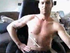 Michael Noll mich ich Bewegung 9 Jahre lang vor einem Bergmann in cam
