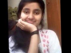 Indian beautiful virgin teen girl showing boobs