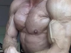biceps and triceps extreme ripped physique