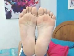 Beautiful Lorena's Soles and Feet