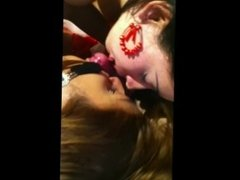 mask 4.mov double blowjob threesome