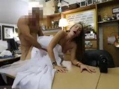 Rebecca-blowjob toilet blonde amateur a bride's revenge!