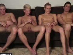 Big dick twinks oral sex with facial