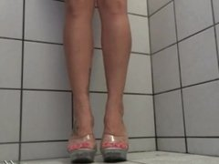 Goddess Grazi - Teasing You on Shower