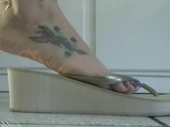 Goddess Grazi - Beautiful Feet and Toes