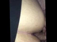 Bareback cum whore