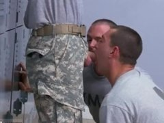 Patrick-military men wank gay extra training for the newbies