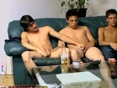 Dominic's hot hung twinks gay porn xxx the poker game