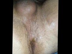 Wife fucking my ass