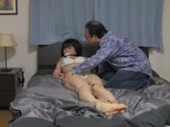 Japanese Girls Bound and Gagged at Home 1