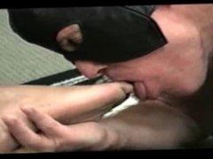Blissful Soles (Foot Worship/Foot Fetish/Big Feet/Toe Sucking/Ebony Soles)