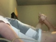 Big Dick Teen Wanks On Cam