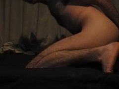 solo male - anal fingering & masturbating
