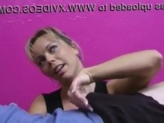 Amber lynn Bach - Cock Teasing And Giving A Hot Handjob
