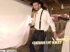 Amish Girls Go Anal Part 1 - Time To Breed