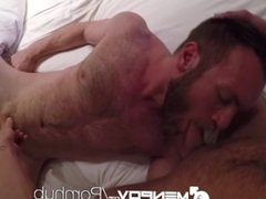 MenPOV Hotel vacation fuck with Peter Marcus