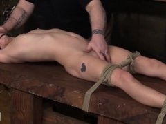 Racked Carolina Sweets - DungeonCorp BDSM - Suffering Sweet
