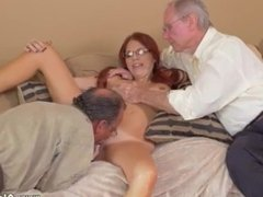 Lily-old german couple threesome xxx dukke and glenn got a