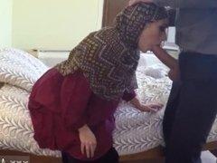 Angelina arab suck cock in car muslim girl white guy no money,