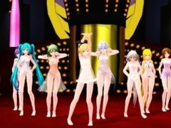 MMD If You Do Do (nightclothes)