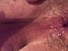 Using my dildo