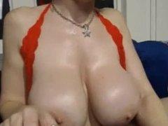 Sara Jay Webcam Dildo Play