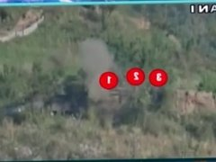 Indian Army attacks Pakistani bunkers along LoC in Kashmir's Nowshera ...