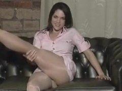 British Stockings & Tights 4 - more at PornWebCamZ.com