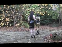 Ponygirl Hush / Petandponygirls - Pony training