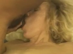 58 YEAR OLD Michelle having fun with two BBCs