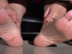 asian mature feet 2