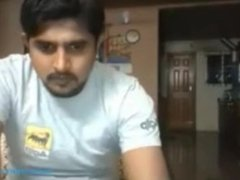 Indian guy cam show