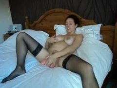 Kelly hart dreams to have a big cock between her legs