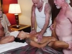 Gabriellas old and young 1 granny hd hairy anal staycation with a