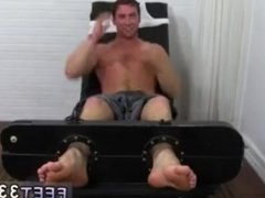 Carter-man hairy feet hot foot fetish slave gay sex