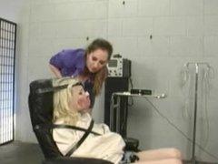 Lesbian bondage torture