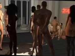Session 57 part 3: The Wedding Orgy