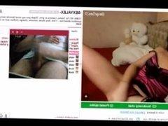 SexyAlex ragazza Russa su bongacams si eccita nel vedermi in webcam.