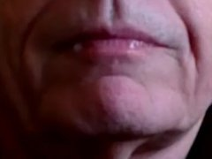 Close Up Cum Swallow Six