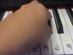 Piano Tutorial  CORE  Undertale