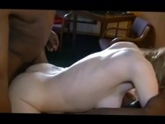Wife extreme orgasm with 2 BBC
