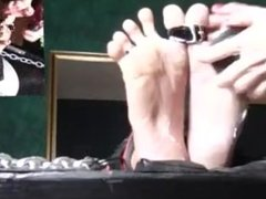 Cindy's Hell (soft feet tickled)