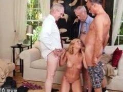 Danielle old man kissing creep xxx very frannkie and the gang tag team