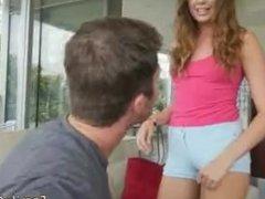 Madison's private sex tape ebony birthday blonde teen big tits bondage