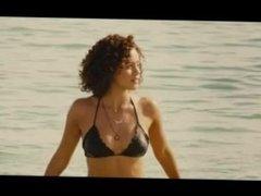 Nathalie Emmanuel - Hot Scene
