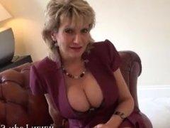 Lady Sonia gives a Bukkaki Party JOI lesson